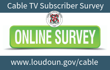 Image of Cable TV Subscriber Survey Graphic