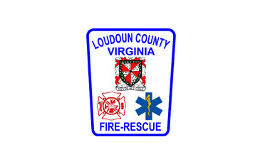 Image of Loudoun County Fire-Rescue Badge