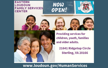 Image of Eastern Loudoun Family Services Center Graphic
