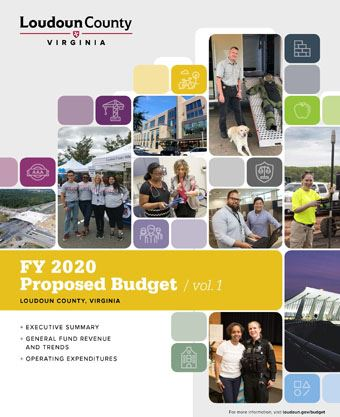 Link to FY 2020 Proposed Budget