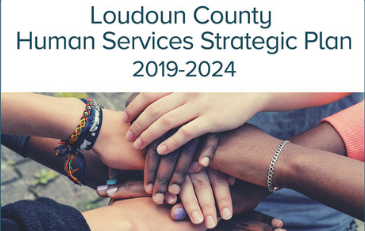 Image of cover of Human Services Strategic Plan document