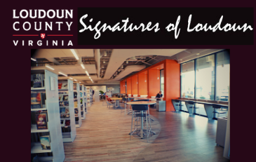 Image of Signatures of Loudoun Graphic