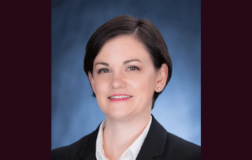 Photo of Assistant County Administrator Erin McLellan