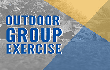 Outdoor Group Exercise graphic