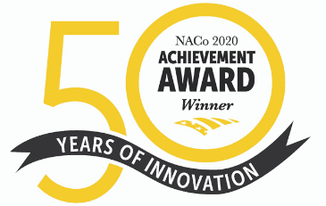 Image of NACo Award Winner Graphic
