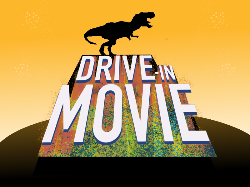 Jurassic Park Drive-in Movie image