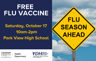 Newsflash Free Flu Vaccine October 2020