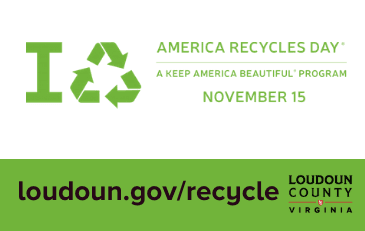 Image of America Recycles Day logo