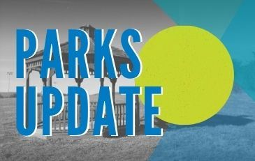 Graphic with Parks Update