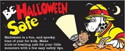 Halloween Safety NFPA
